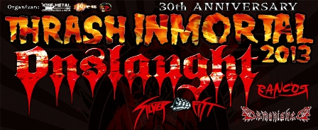 Thrash Inmortal 2013