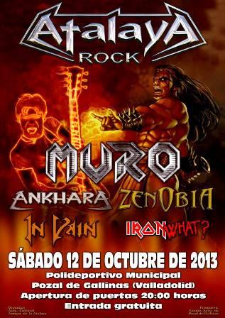 Atalaya Rock 2013