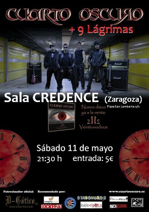 Cuarto Oscuro en Zaragoza