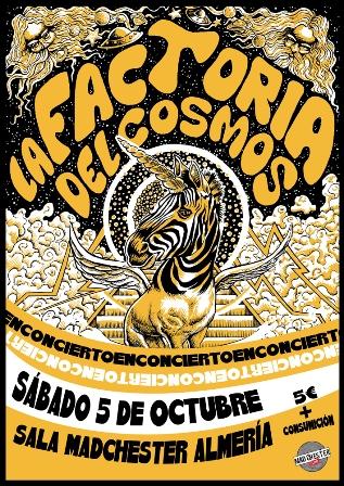 La Factoría del Cosmos en Almeria