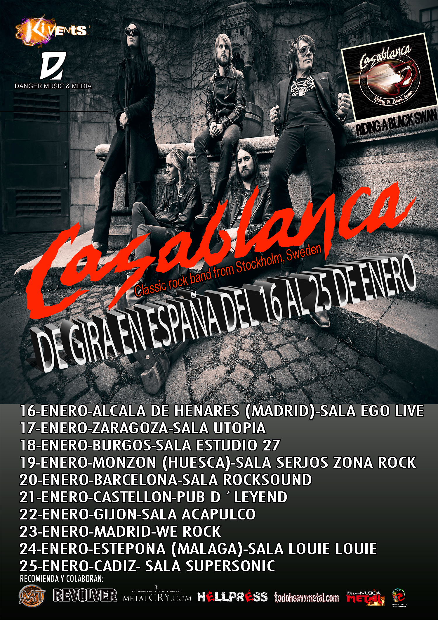 Gira Casablanca