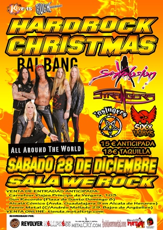 Hard Rock Christmas Fest