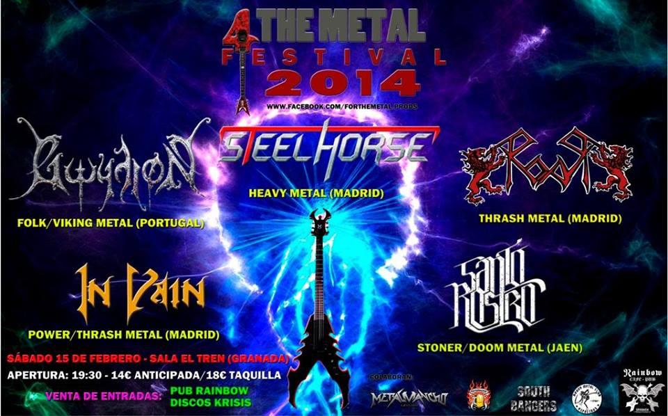 4 The Metal Festival