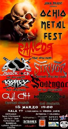 Ochio Metal Fest
