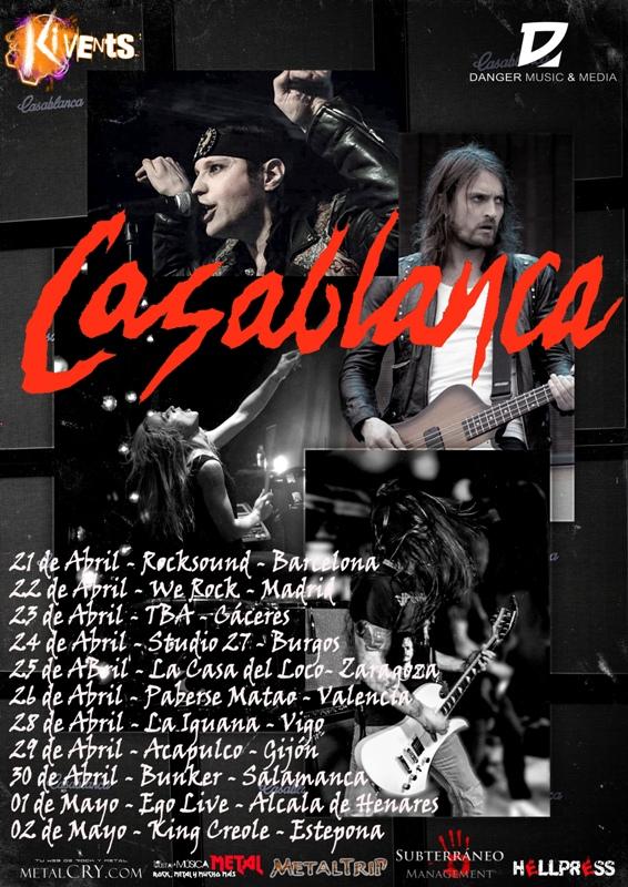 Casablanca Tour