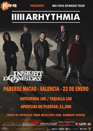Arhythmia en Valencia