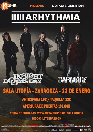 Arhythmia en Zaragoza
