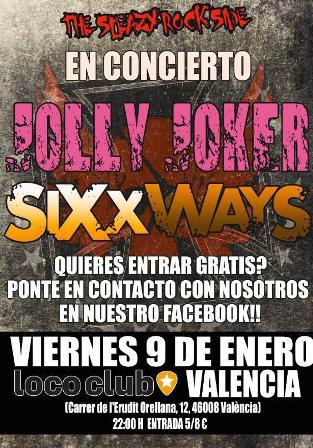 Jolly Joker en Valencia