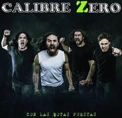 Calibre Zero: nueva banda Kivents
