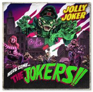 Jolly Joker: track list, próximo video y endosers