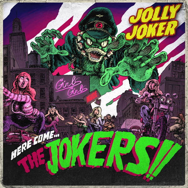 Jolly Joker - Here Come the Jokers!