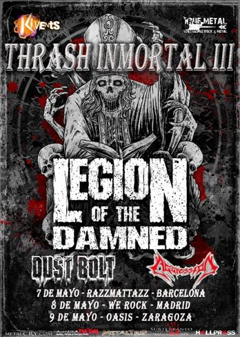 Thrash Inmortal 2015