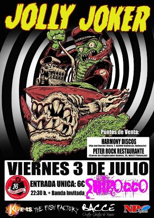 Jolly Joker en Valencia
