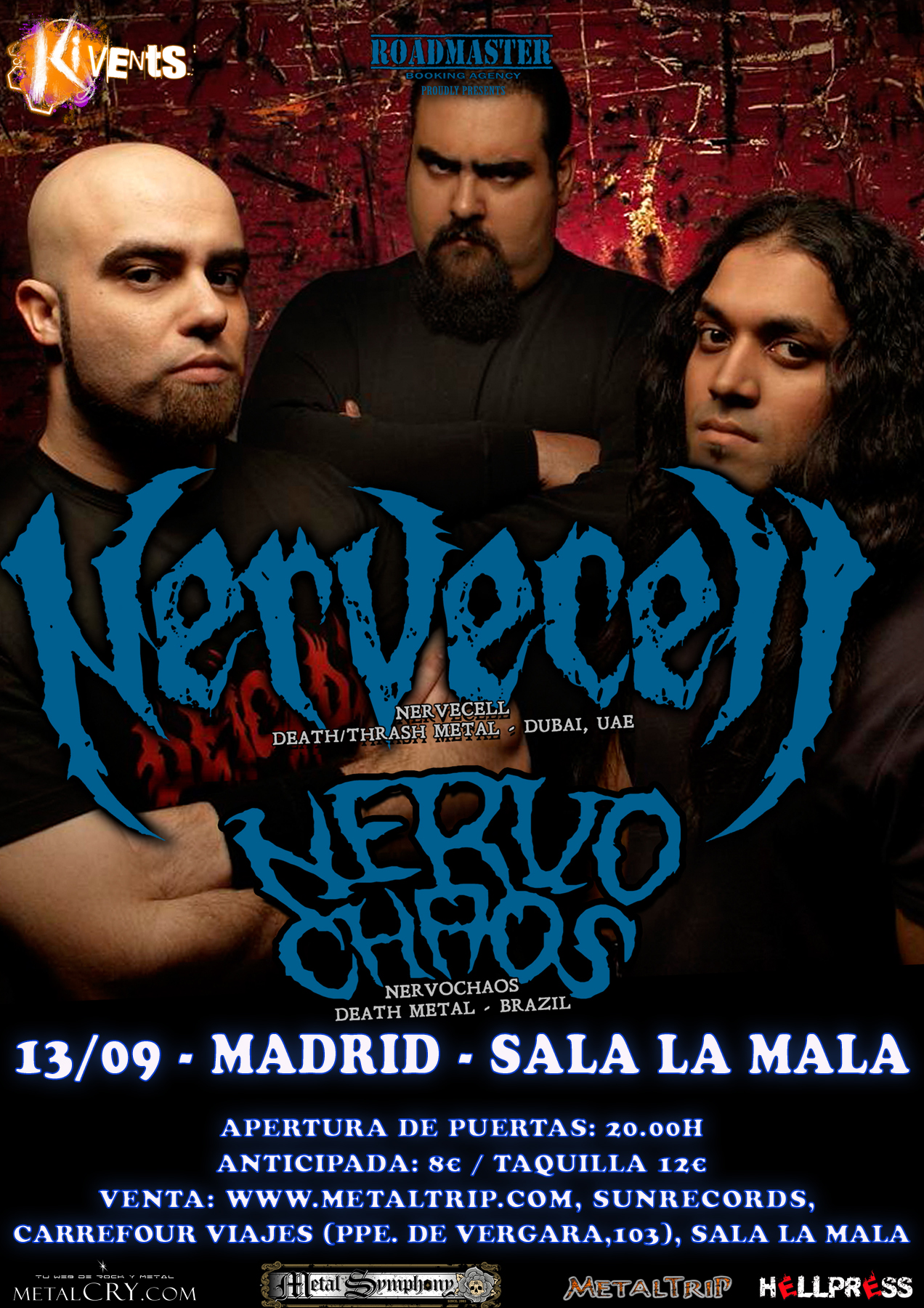 Nervecell Cartel web