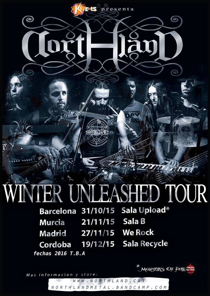 Northland:  Winter Unleashed Tour 2015