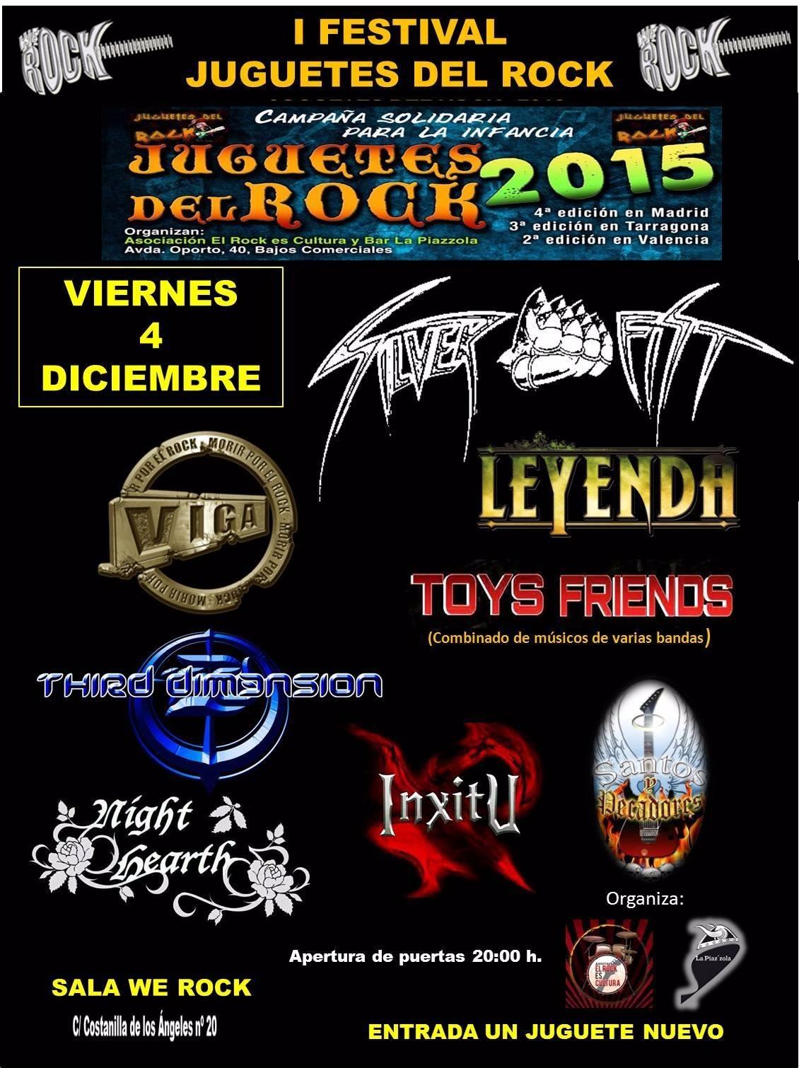 I Festival Juguetes del Rock