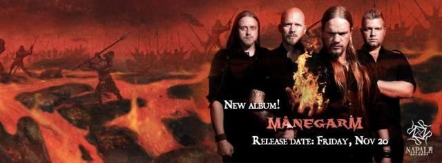 Månegarm, nuevo álbum