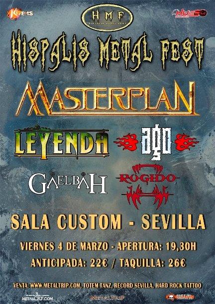 Hispalis Metal Fest 2016