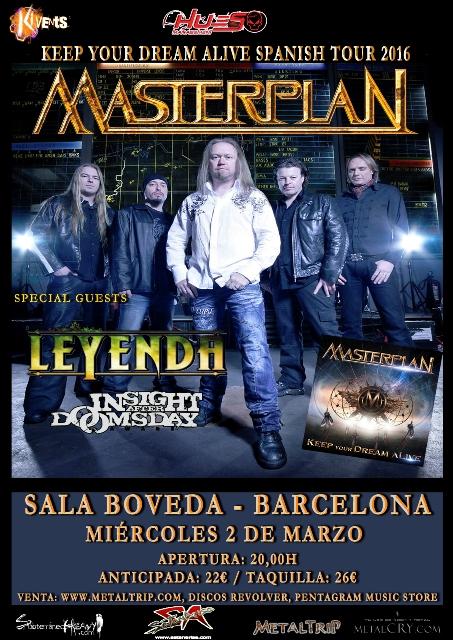 Masterplan en Barcelona