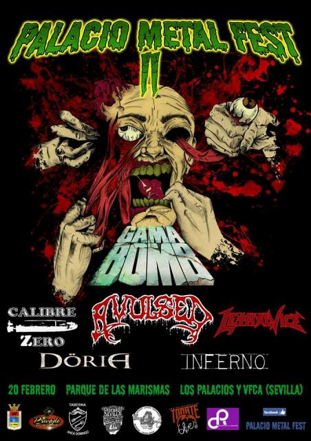 Palacios Metal Fest