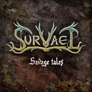 """Survael: portada y temas de su primer album """"Savage Tales"""""""