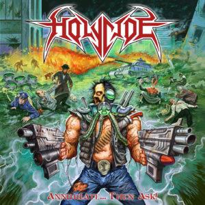 Holycide tema adelanto de su primer álbum