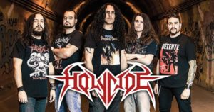 "Holycide, primeras fechas presentancion de ""Annihilate.. Then Ask!"""