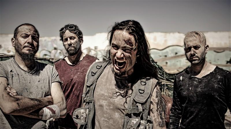 """In Vain presenta su video """"Blood & Steel"""""""