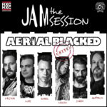 "Aerial Blacked - ""Jam The Session"""