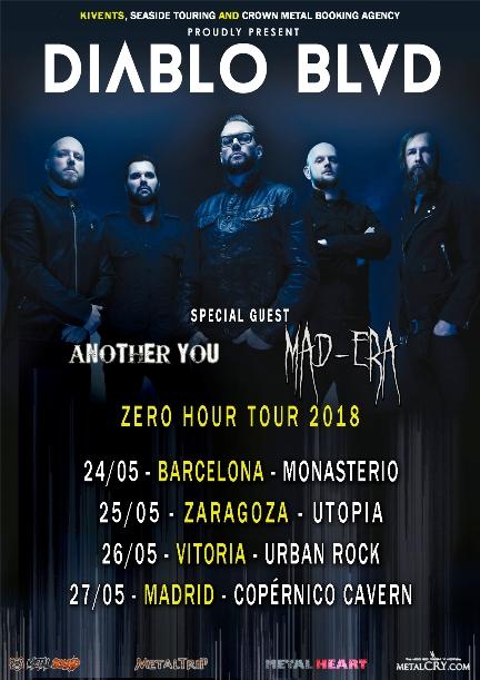 Diablo BLVD Tour
