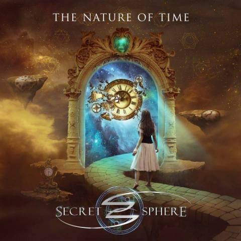 "Secret Sphere - ""The Nature Of Time"""