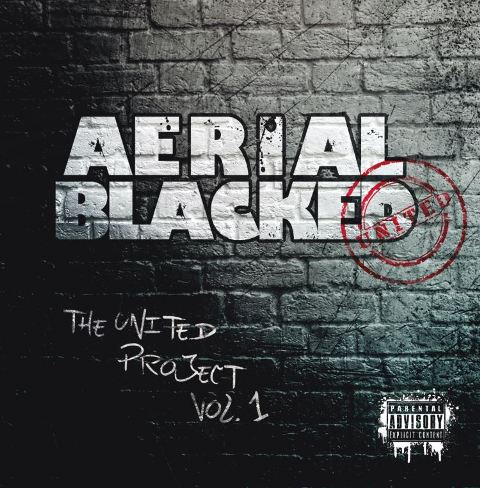 """Aerial Blacked - """"The United Project Vol.1"""""""