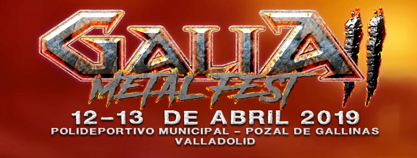 Galia Metal Fest 2019