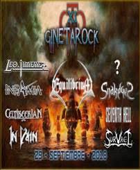 Gineta Rock 2018