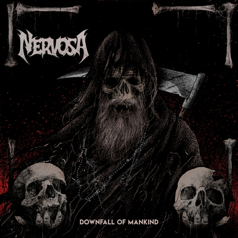 "Nervosa - ""Downfall of Mankind"""