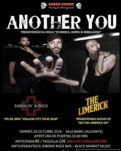 Another You este viernes en Alicante