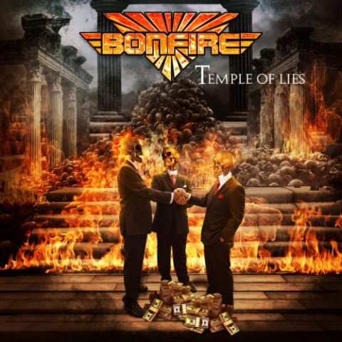"Bonfire - ""Temple Of Lies"""