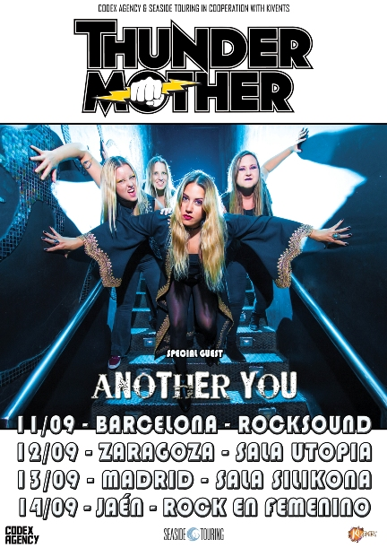Thundermother Tour