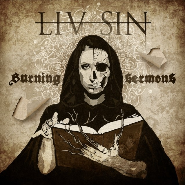 "Liv Sin - ""Burning Sermons"""