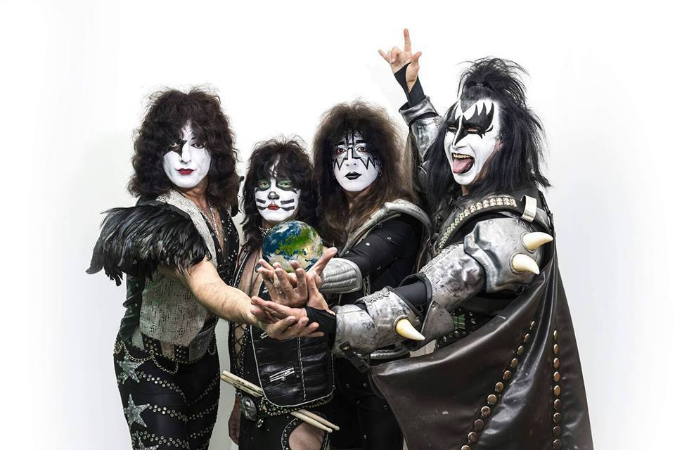Kiss Forever Band gira en noviembre
