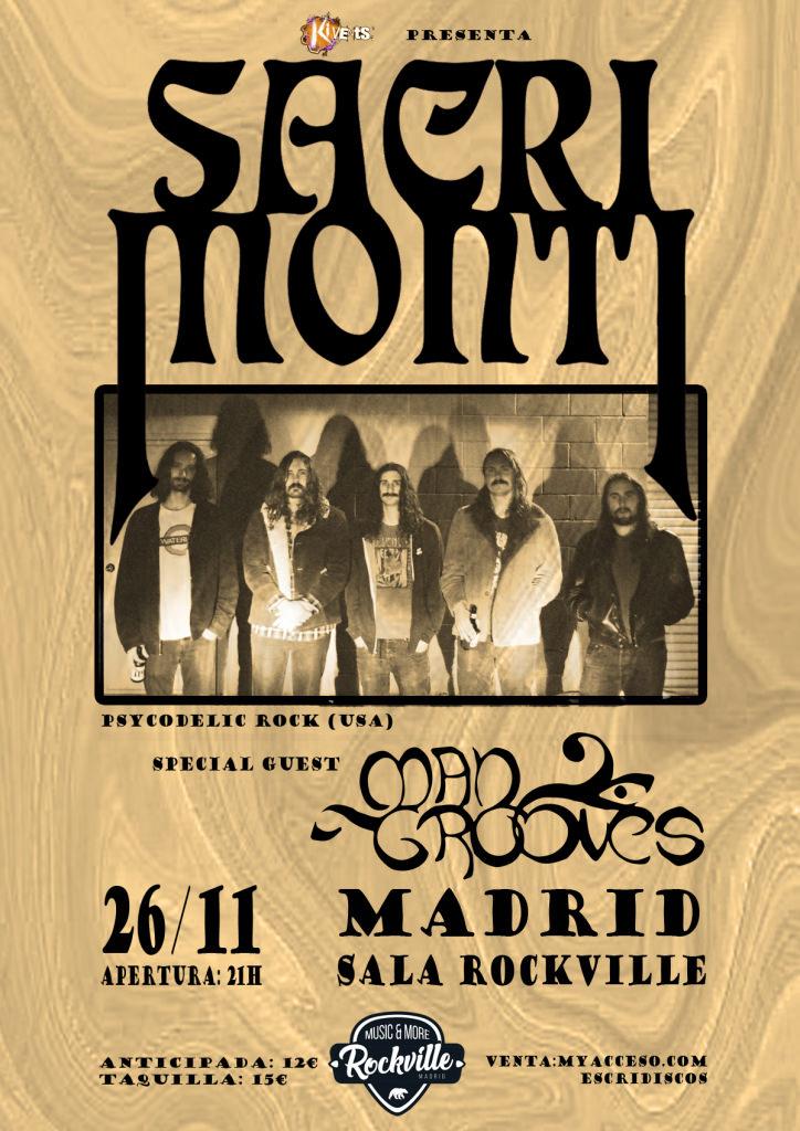 Sacri Monti en Madrid: cambio de fecha