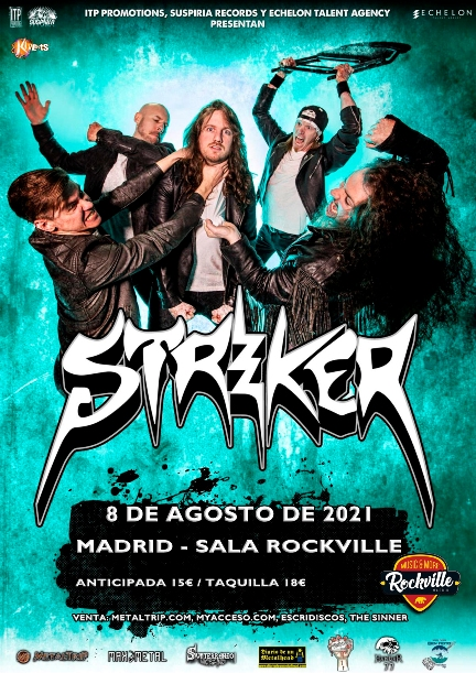 Striker en Madrid