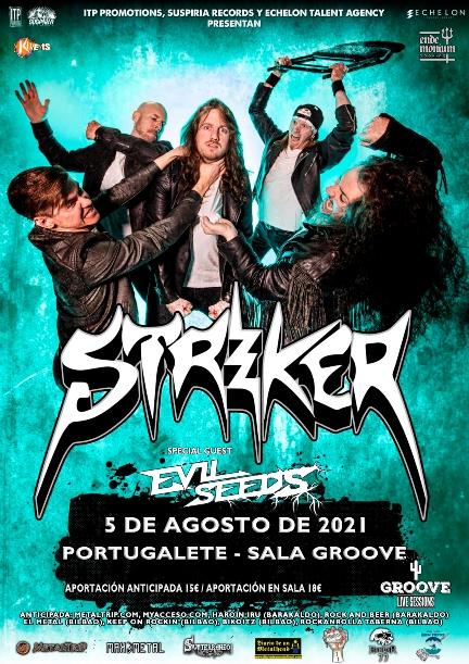 Striker en Portugalete