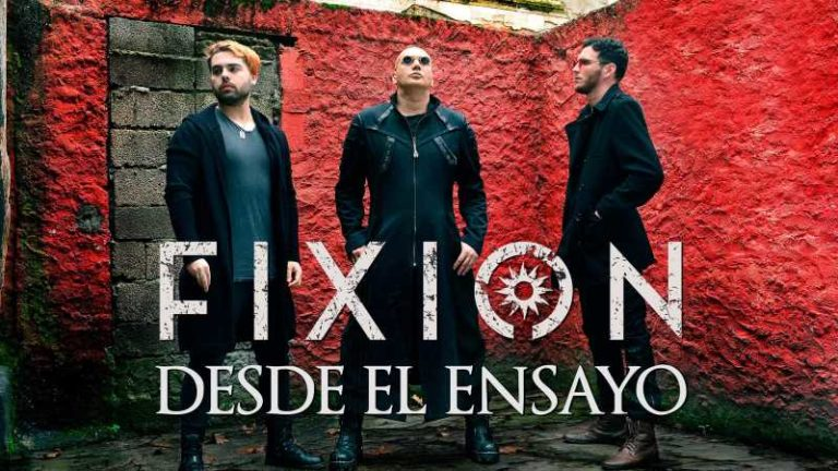 """Fixión - """"Desde El Ensayo"""""""