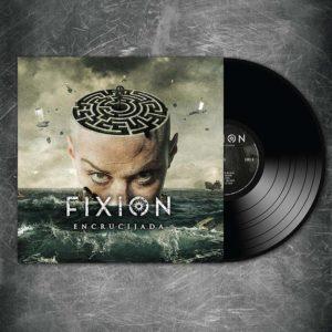 """Fixion – """"Encrucijada"""" (vinilo negro 140gr)"""