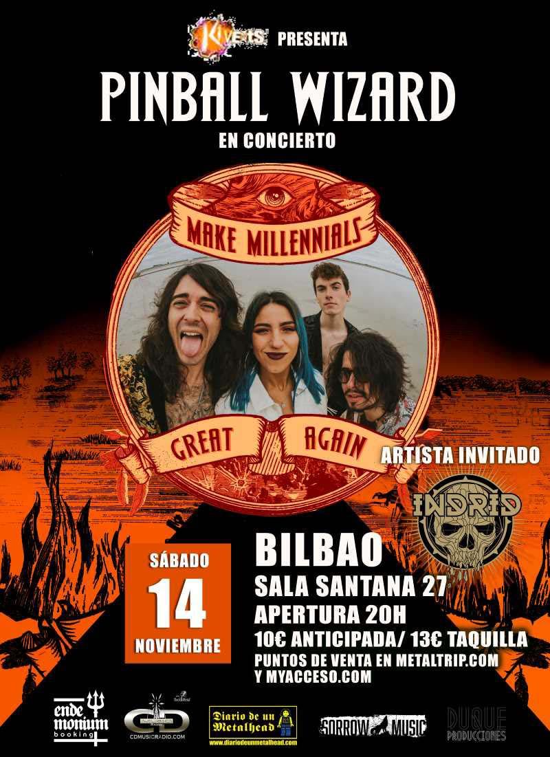 Pinball Wizard en Bilbao