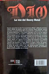 Dio. La Voz del Heavy Metal