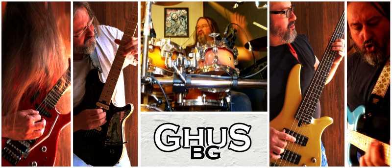 Ghus BG, proyecto en solitario del batería de Aerial Blacked