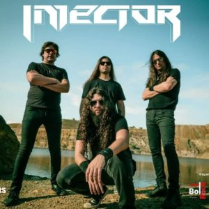 """Injector – """"Hunt Of The Rawhead"""""""