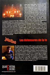 """""""Judas Priest. Los defensores de la fe"""" – Marc Milà Hernandez"""